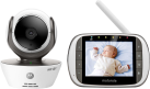 MOTOROLA MBP853 - Digitales Video Baby Monitor - 3.5 LCD Display - Weiss/Schwarz