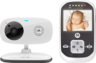 MOTOROLA MBP662 - Video Baby Monitor - 2.4 LCD Display - Weiss/Schwarz