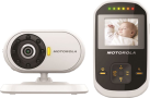 MOTOROLA MBP18 - Baby Monitor Video Digitale - 1.8 LCD Display - Bianco/Nero