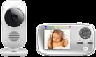 MOTOROLA MBP 483 - Digitales Video-Babyphone - Infrarot-Nachtsicht - Weiss