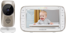 MOTOROLA MBP845CONNECT - Video Baby Monitor - 5 - Bianco/Argento