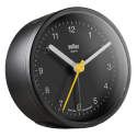 Braun BNC012 - Wecker - Crescendo Alarm - Schwarz