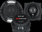 RENEGADE RX-42 - haut-parleur - 10 cm - noir