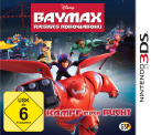 Disneys Baymax - Kampf in der Bucht, 3DS, tedesco