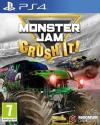 Monster Jam: Crush It!, PS4