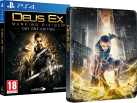 Deus Ex: Mankind Divided Day One Steelbook Edition, PS4