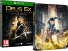 Deus Ex: Mankind Divided Day One Steelbook  Edition, Xbox One