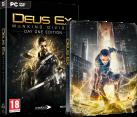 Deus Ex: Mankind Divided Day One Steelbook Edition, PC