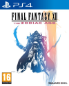 Final Fantasy XII - The Zodiac Age, PS4