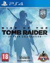 Rise of the Tomb Raider - 20 Year Celebration: Day One Edition, PS4 [Französische Version]