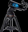 CELESTRON ASTRO FI 102 - télescope - Wi-Fi - noir