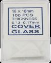 CELESTRON Deckgläser - 100 Stück