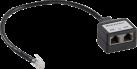 CELESTRON AUX Port Splitter - Schwarz