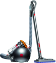 dyson Big Ball Multifloor+ - Aspirapolvere - 800 W - Giallo