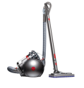 dyson Cinetic Big Ball Absolute - Aspirapolvere - 1300 Watt - Classe di efficienza energetic E - Grigio