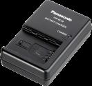 Panasonic VW-BC20 - Chargeur d'accu externe pour VW-VBN130 et VBN260 - Noir