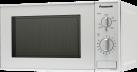 Panasonic NN-K121MM - Grill-Kombi Mikrowelle - 800 W Mikro- und 1000 W Grill-Leistung - Silber