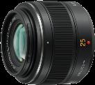 Leica DG Summilux, 25 mm