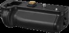 Panasonic DMW-BGGH3 - Batteriegriff für DMC-GH3 - Staub- und Spritzwassergeschützt - Schwarz