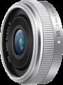 Panasonic Lumix G H-H014A - Objektiv - F2,5 - Silber