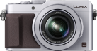 Panasonic LUMIX DMC-LX100 - Kompaktkamera - 12.8 MP - Silber