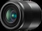 Panasonic LUMIX G H-HS030 - Objektiv - Lichtstärke: F2.8 - Schwarz