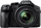 Panasonic Lumix DMC-FZ300- Camera digitale - 12.1 Mpix - nero