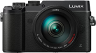 Panasonic Lumix G DMC-GX8H, noir