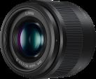 Panasonic Lumix G H-H025E - Objektiv - 25 mm - Schwarz