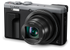 Panasonic DMC-TZ81 - Camera compact - 18.1 MP - noir/argent