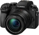 Panasonic LUMIX G DMC-G70M, 12-60 mm, 16 MP, nero