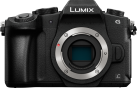 Panasonic DMC-G81 - Systemkamera - Body - Schwarz