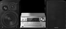Panasonic SC-PMX84 - HiFi-System - Bluetooth - Silber