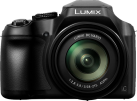 Panasonic LUMIX DC-FZ82 - Appareil photo bridge - 18.1 MP - Noir