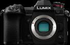 Panasonic LUMIX DC-G9 (Body) - Appareil photo hybride - 20.33 MP - Noir