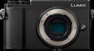 Panasonic DC-GX9EG - Appareil photo hybride (sans miroir) - Body - 20.3 mégapixels - Noir