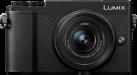 Panasonic DC-GX9WEG-K - Appareil photo hybride - Avec 2 objectifs - 20.3 mégapixels - Noir