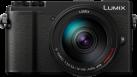Panasonic DC-GX9HEG-K - Appareil photo hybride (sans miroir) - Avec objectif - 20.3 MP - Noir