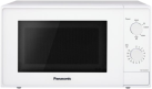 Panasonic NN-E20JWMWPG - Mikrowelle mit Grillfunktion - 20 l - Weiss