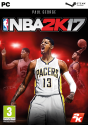 NBA 2K17, PC (Code in a Box) [Versione tedesca]