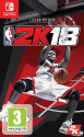NBA 2K18 - Legend Edition, NSW