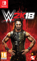 WWE 2K18, Switch