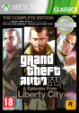 Grand Theft Auto 4 - Complete Edition (Classics), Xbox 360