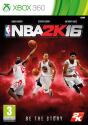 NBA 2K16, Xbox 360 [Versione francese]