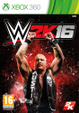 WWE 2K16, Xbox 360 [Version allemande]