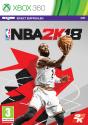 NBA 2K18, Xbox 360 [Versione francese]