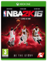 NBA 2K16, Xbox One [Versione francese]