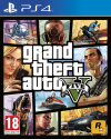 Grand Theft Auto V, PS4 [Versione francese]