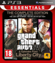 Grand Theft Auto 4 - Complete Edition (Essentials), PS3