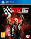 WWE 2K16, PS4 [Version allemande]